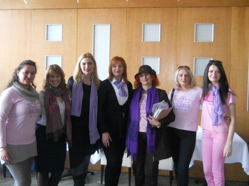 Nacionalni dan borbe protiv karcinoma dojke 2013