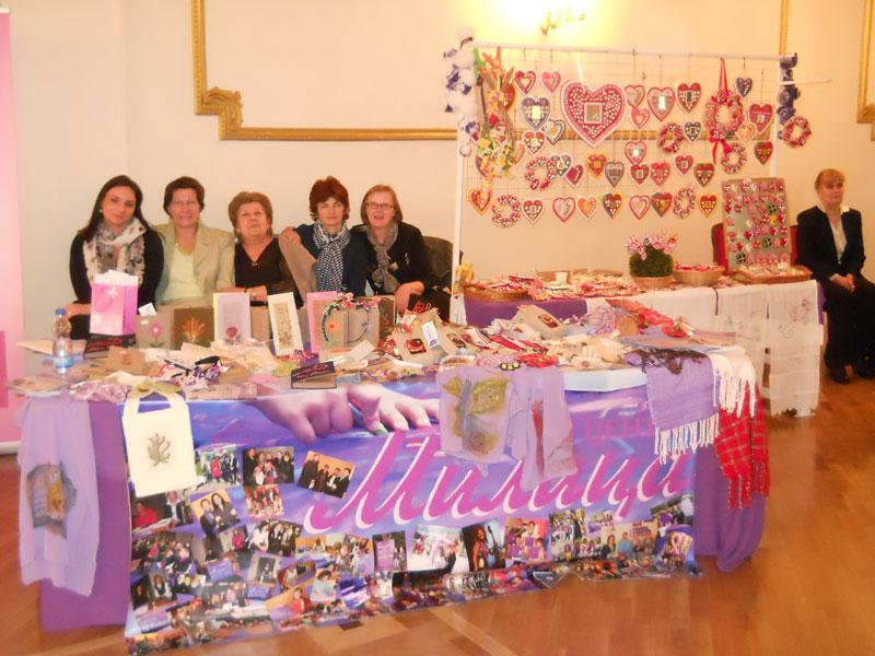 Bazar solidarnosti sa osobama lečenim od raka
